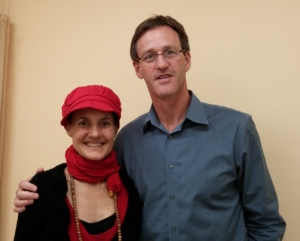 Deb and Dr. Robert Lowsky