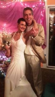 Deb Andy wedding 1